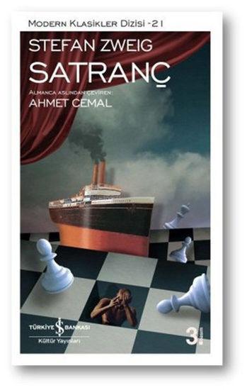 Satranç - Stefan Zweig. ürün görseli
