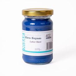 Resim Hisar Ebru Boyası 402 Lahor Mavi 105 Cc.