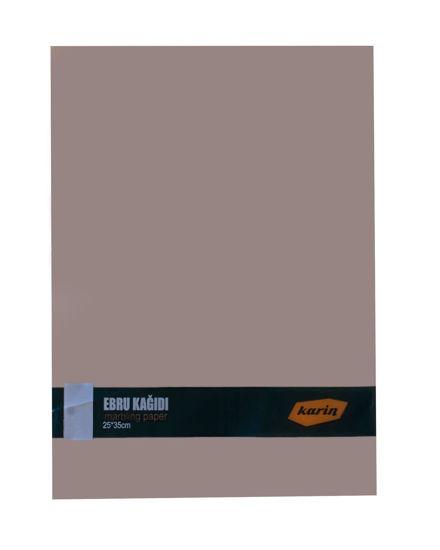 Karin Ebru Kağıdı Barok Beji 80 Gr 70 Adet 25X35 Cm. ürün görseli
