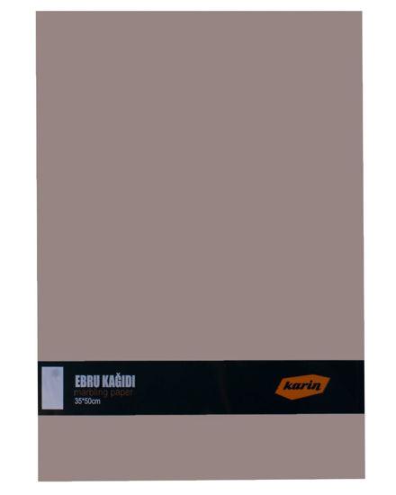Karin Ebru Kağıdı Barok Beji 80 Gr 70 Adet 35X50 Cm. ürün görseli