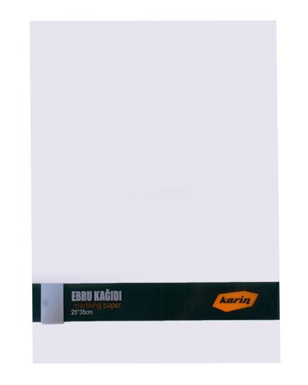 Karin Ebru Kağıdı Beyaz (25X35Cm) 90 Gr. 100 Ad.. ürün görseli
