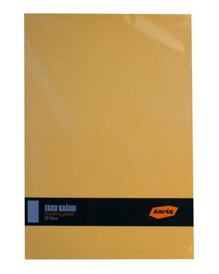 Karin Ebru Kağıdı Koyu Şamua 70 Gr 100 Adet 35X50 Cm. ürün görseli