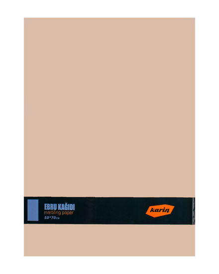 Karin Ebru Kağıdı Şamua 70 Gr 100 Adet 50X70 Cm. ürün görseli