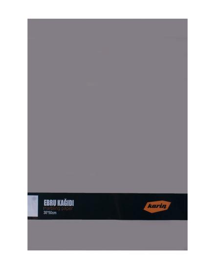 Karin Ebru Kağıdı Sıcak Gri 90 Gr 100 Adet 35X50 Cm. ürün görseli