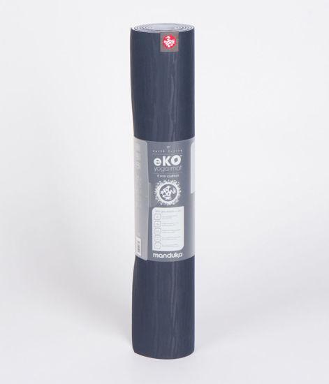 Manduka eKO Yoga matı 5 mm. – Midnight. ürün görseli