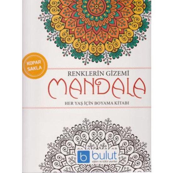 Renklerin Gizemi - Mandala Her Yaş İçin Boyama Kitabı - Kolektif. ürün görseli