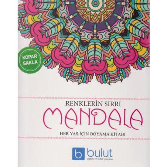 Renklerin Sırrı - Mandala - Kolektif. ürün görseli
