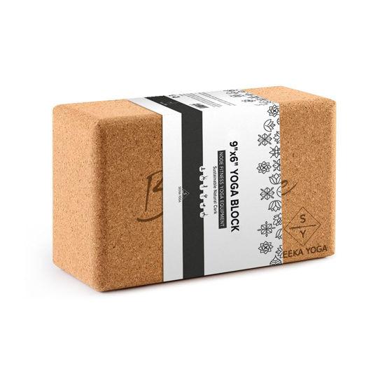Seeka Yoga Mantar Yoga Blok. ürün görseli