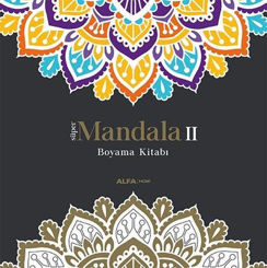 Resim Süper Mandala 2 - İlayda Bayrak