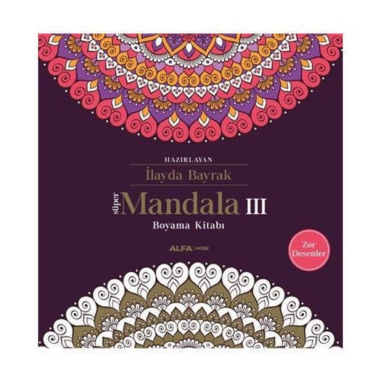 Süper Mandala 3 - İlayda Bayrak. ürün görseli