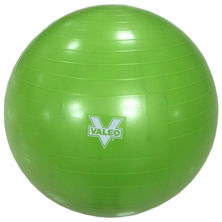 Resim Valeo 65 cm antibust Pilates Topu - Yeşil