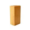 Yogatime Blok Ahşap - Doğal Ağaç Mat Vernikli. ürün görseli