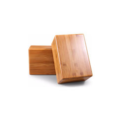 Resim Yogatime Blok Bambu - Bambu Ağacı Mat Vernikli