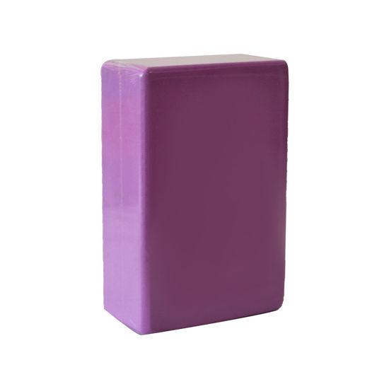 Yogatime Blok Köpük - Mor. ürün görseli