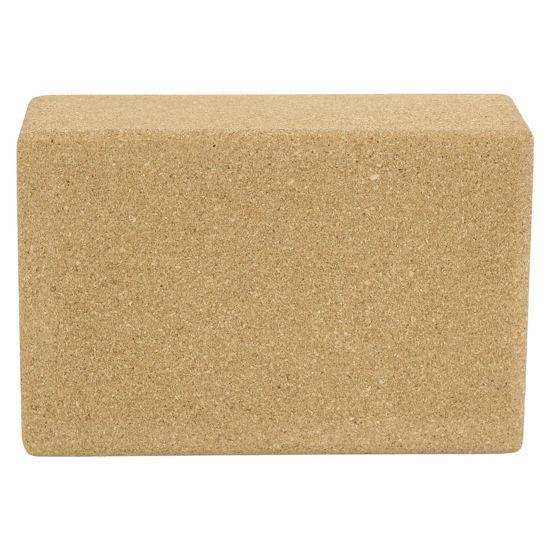 Yogatime Blok Mantar - Bej. ürün görseli