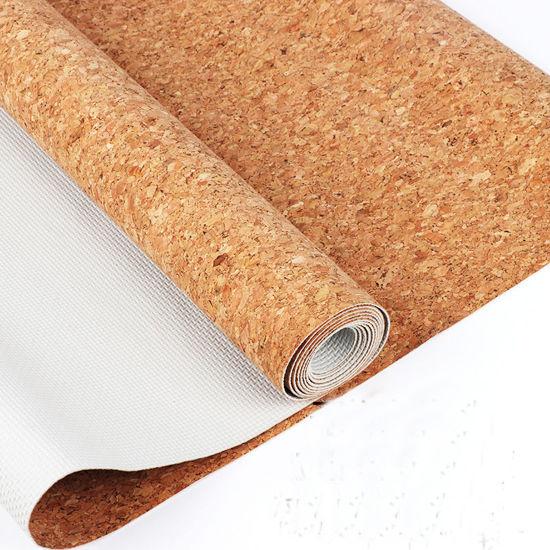 Yogatime MantarTravel Mat 1 mm. - Mantar. ürün görseli
