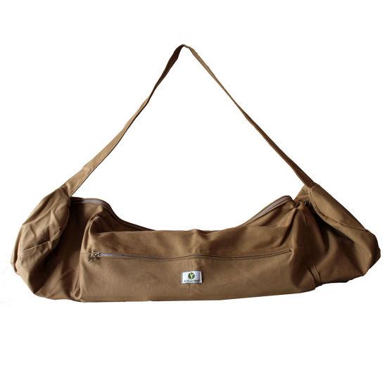 Yogatime Mat Çantası Düz - Bej. ürün görseli