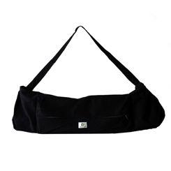 Resim Yogatime Mat Çantası Düz - Siyah