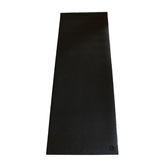 Yogatime Pro-Mat 4 mm. - Siyah. ürün görseli