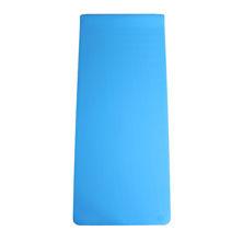 Resim Yogatime Rubber Mat 3 mm. - Mavi
