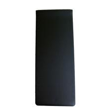 Resim Yogatime Rubber Mat 3 mm. - Siyah