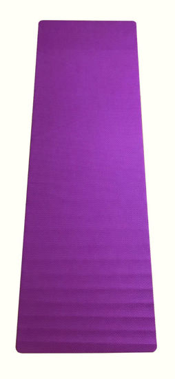 Yogatime Rubber Travel Mat 1,5 mm.  - Mor. ürün görseli