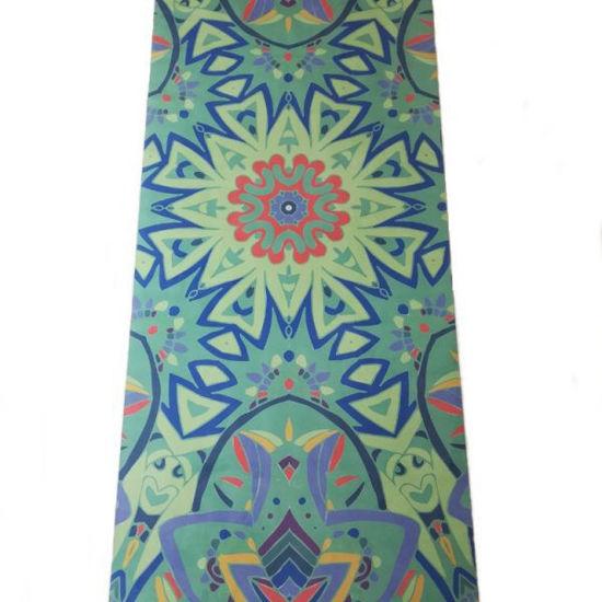 Yogatime Silky Travel Mat 1 mm. - Jade. ürün görseli