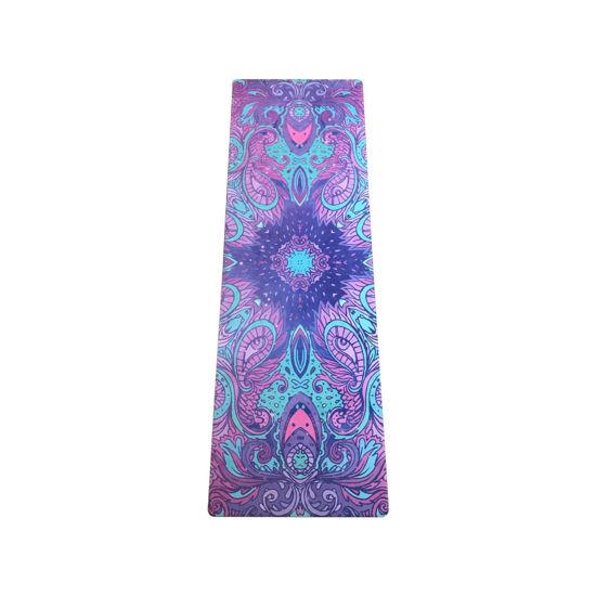 Yogatime Silky Travel Mat 1 mm. - Nirvana. ürün görseli