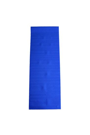 Yogatime Yoga Mat 4 mm. - Koyu Mavi. ürün görseli