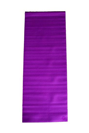 Yogatime Yoga Mat 4 mm. - Mor. ürün görseli