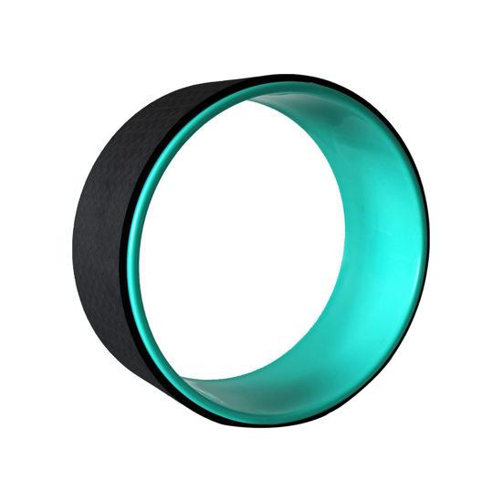 Yogatime Yoga Wheel - Turkuaz / Siyah. ürün görseli