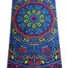 Yogatime Silky Travel Mat 1 mm. - Cosmos. ürün görseli