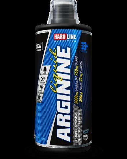 Hardline Arginine Liquid 1000 ML - Yeşil Elma. ürün görseli