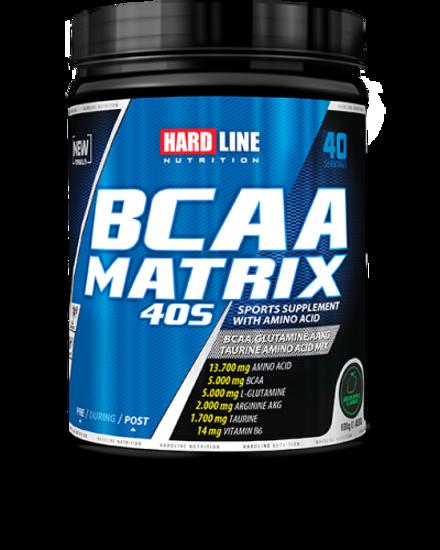 Hardline BCAA Matrix 600 Gr - Yeşil Elma. ürün görseli