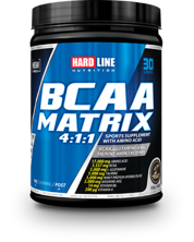 Resim Hardline BCAA Matrix 630 Gr - Tropikal