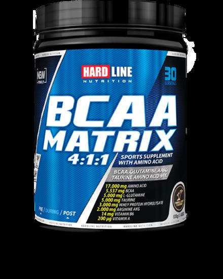 Hardline BCAA Matrix 630 Gr - Tropikal. ürün görseli