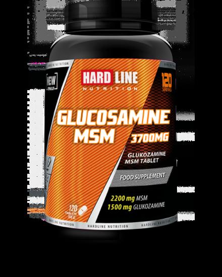 Hardline Glucosamine Msm 120 Tablet. ürün görseli