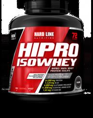 Resim Hardline Hipro IsoWhey 1800 Gr - Sade