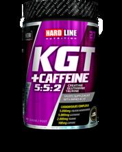 Resim Hardline KGT +CAFFEIN 5:5:2 1000 Gr - Limon