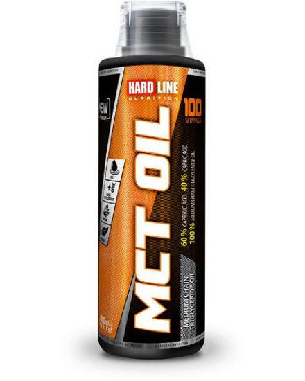 Hardline MCT Oil 500 mL. ürün görseli