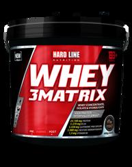 Resim Hardline Whey 3 Matrix 4000 Gr - Çikolata