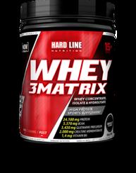 Resim Hardline Whey 3 Matrix 454 Gr - Çikolata