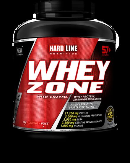 Hardline Whey Zone 2300 Gr - Sarı Meyve. ürün görseli