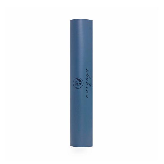 Nui Yoga Ma'at Design Kaydırmaz 5 mm Mavi Yoga & Pilates Matı. ürün görseli