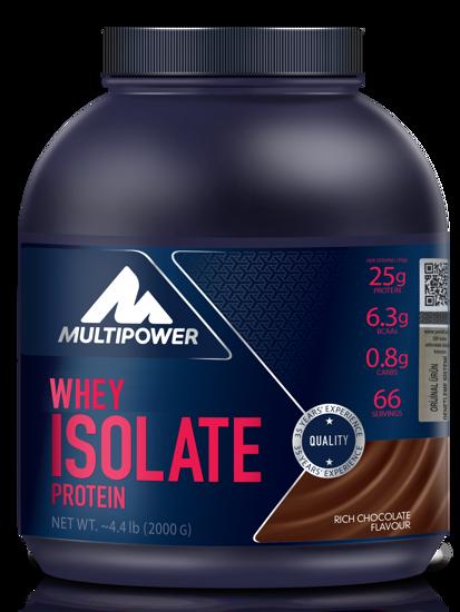 Multipower %100 Pure Whey Isolate 2000 gr Protein Tozu. ürün görseli