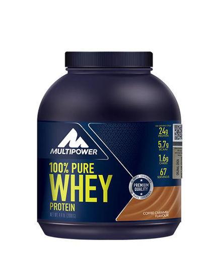 Multipower %100 Pure Whey Protein 2000 Gr - Kahve-Karamel. ürün görseli