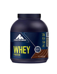 Resim Multipower %100 Pure Whey Protein 2000 Gr - Çikolata