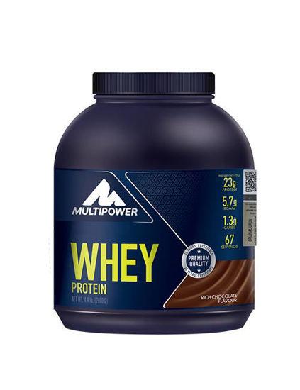Multipower %100 Pure Whey Protein 2000 Gr - Çikolata. ürün görseli