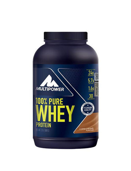 Multipower %100 Pure Whey Protein 900 Gr - Kahve-Karamel. ürün görseli