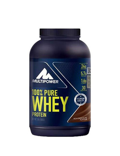 Multipower %100 Pure Whey Protein 900 Gr - Çikolata. ürün görseli